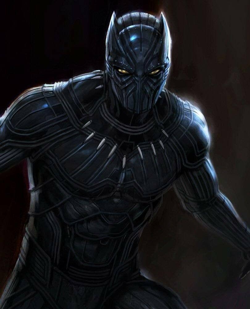 Black Panther: concept art