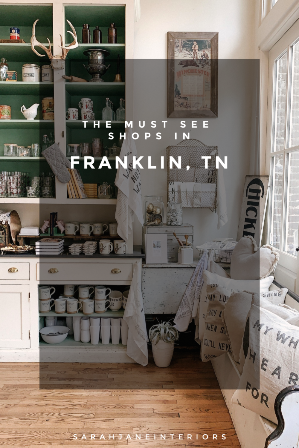 Franklin Tennessee The Must See Antique Shops Boutiques In 2020 Franklin Tennessee Tennessee Franklin