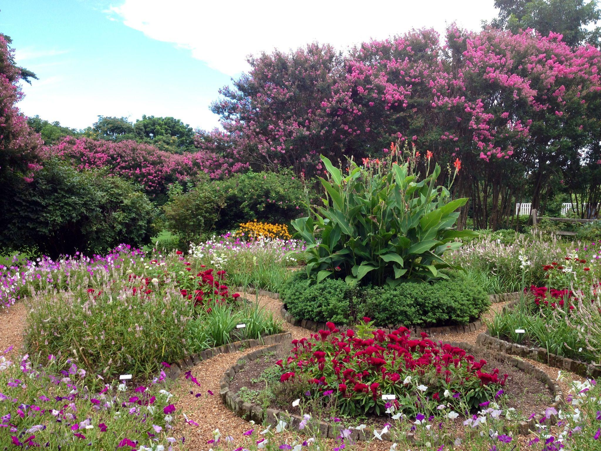 Superieur The Hermitage Garden. Nashville