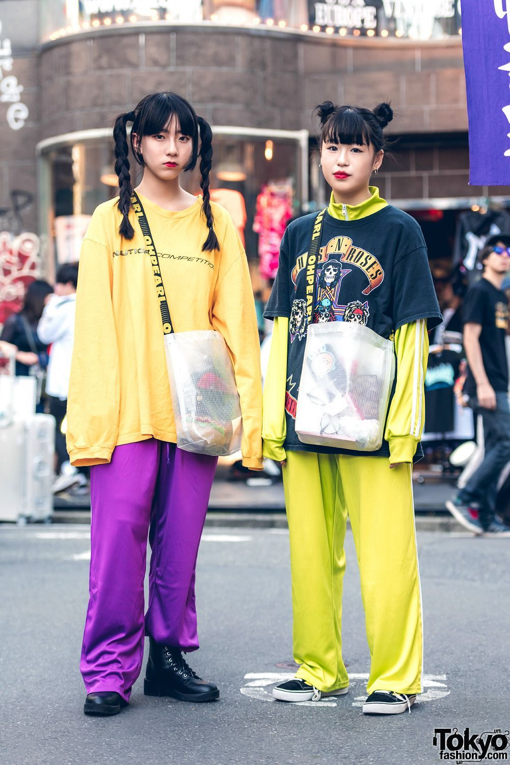 """tokyo-fashion: """"16-year-old Japanese high school students ..."""