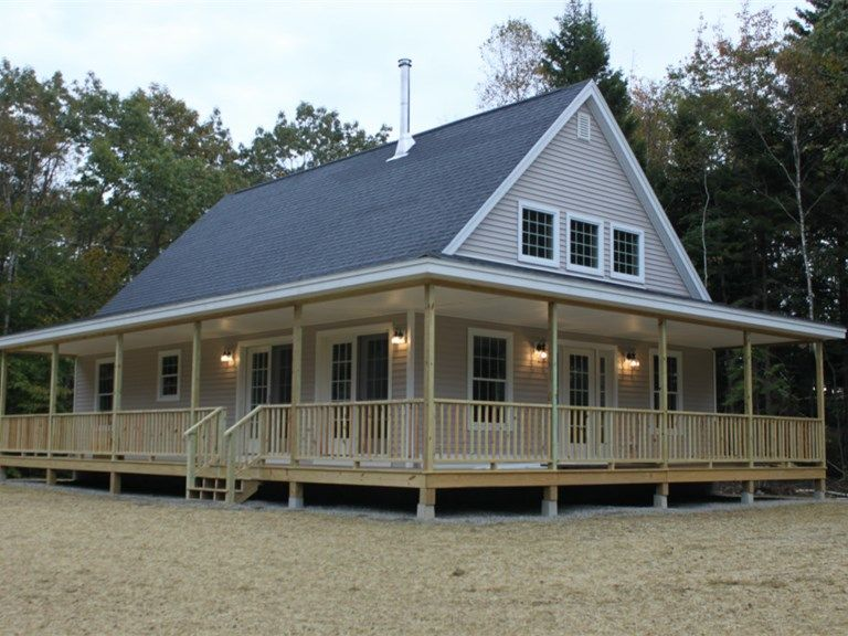Maine Modular And Manufactured Homes Custom And Pre Fabricated