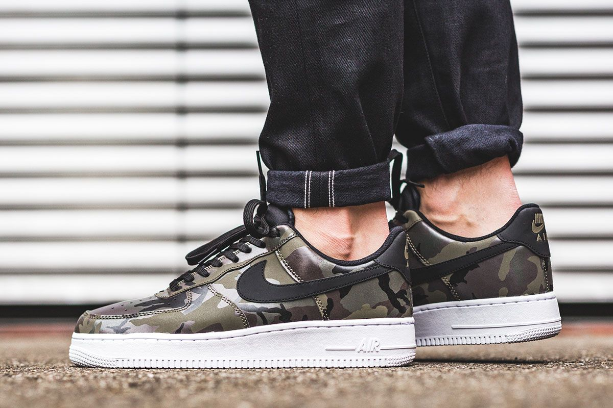 timeless design 33310 4fab3 On-Foot  Nike Air Force 1  07 LV8