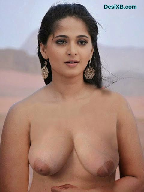 Nude of anushka shetty