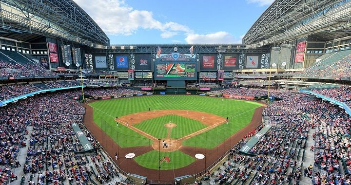 Your Ballpark Guide To Chase Field Information History Photos Directions Tickets Seating Charts And Merchandise Of The Chase Field Ballparks Mlb Stadiums
