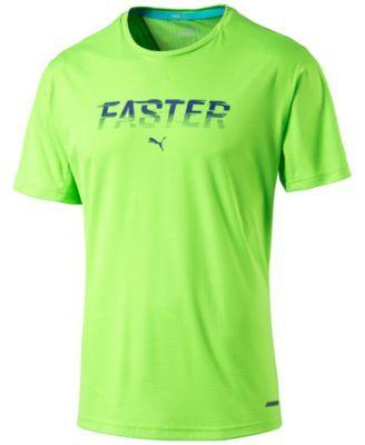 3d5cdf295 PUMA Puma Men's PWRCOOL Graphic Running T-Shirt. #puma #cloth #shirts