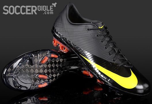 e0d4e601d185 Speed Football Boots - Nike Mercurial Vapor Superfly Volt Yellow Black -  01 07 09 - Football Boots