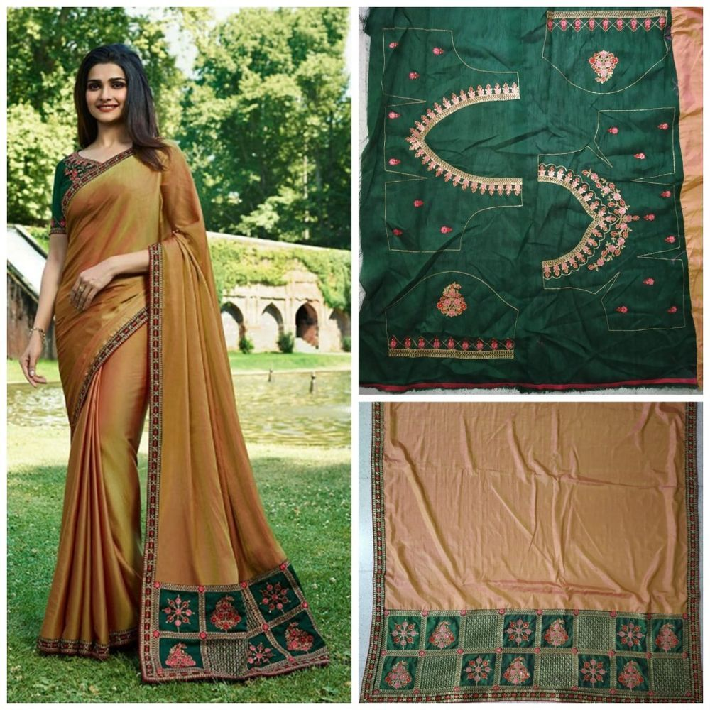 Other Women's Clothing Wedding-indian-pakistani-bollywood-bridal-heavy-work-saree-bridal-with Blouse Clothing, Shoes & Accessories