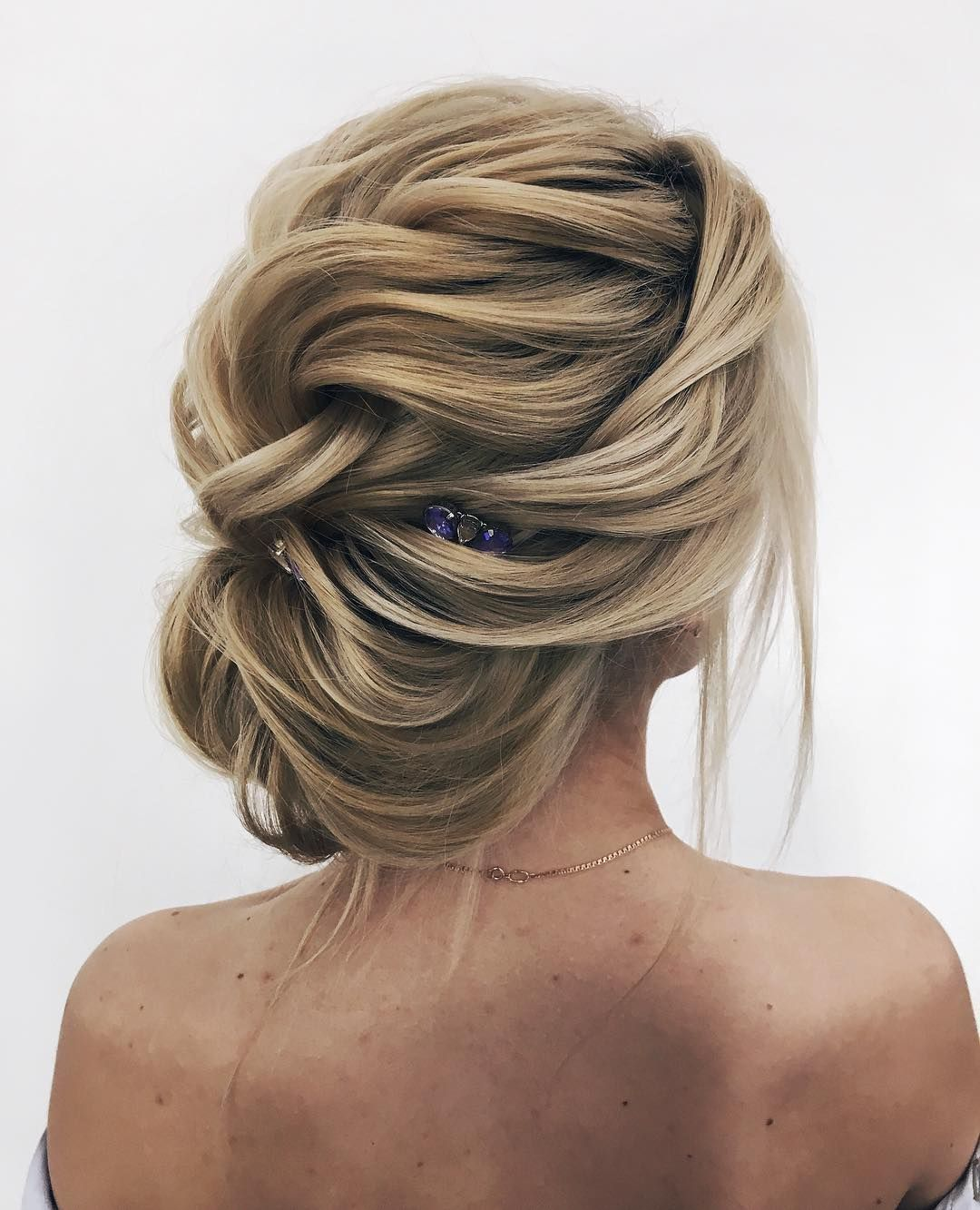 Best Prom Hairstyles For Strapless Dresses Simple Prom Hair Hair Styles Wedding Hair And Makeup