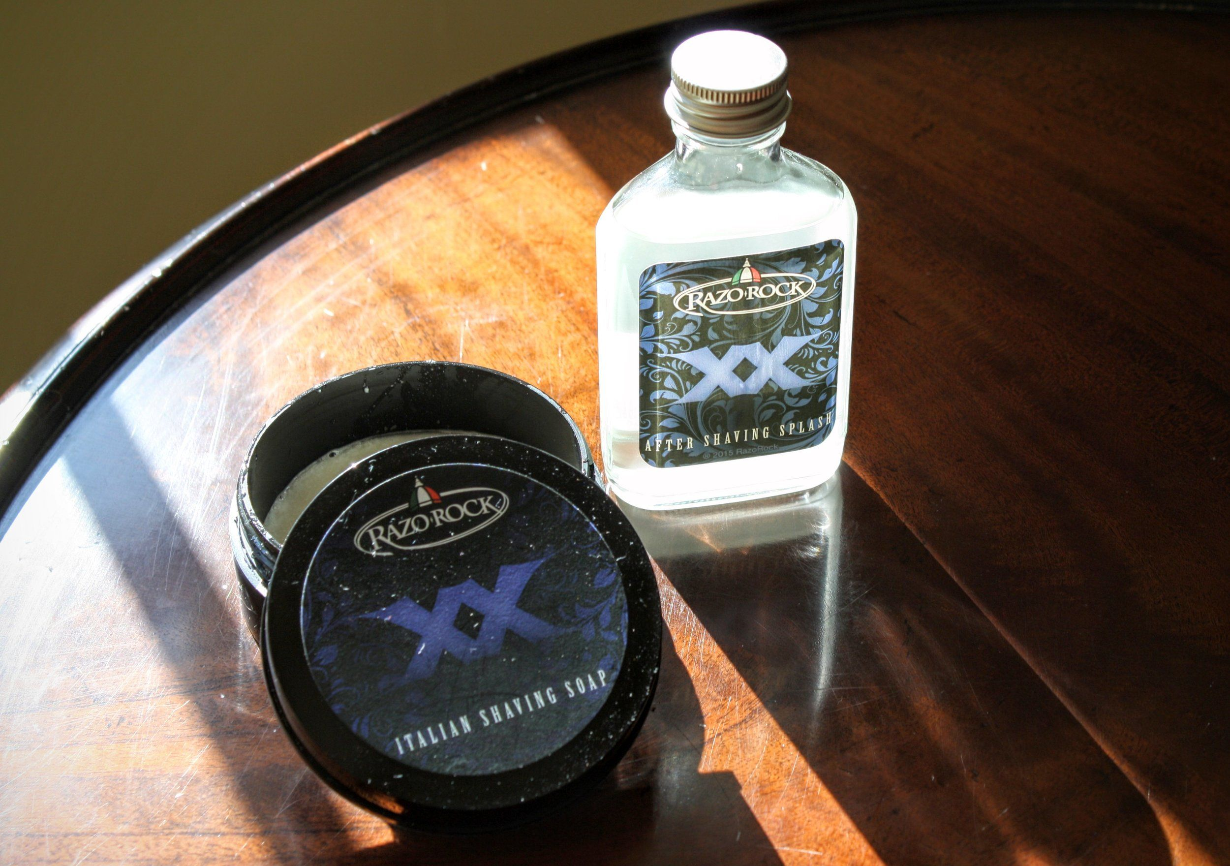 old fashioned aftershave