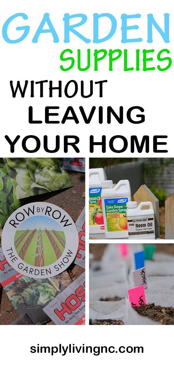 Buy Garden Supplies Online While Stay at Home Orders are In Place and Grow Your Own Produce! Ordering online without Leaving Your Home is the Perfect Way to Garden During this Covid-19 Quarantine Stay at Home Order! Why is growing your own food important? To us this is the BEST time to start growing your own food. #gardensupplies #orderonline #howtogarden #gardenblog #gardenseeds