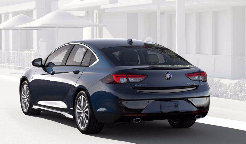 Buick Presenta Los Nuevos Regal Sportback 2018 Y Regal Tourx 2018