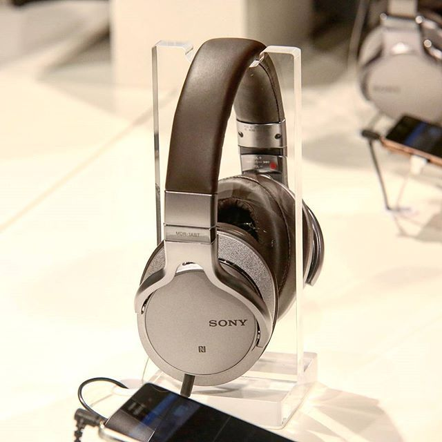 71e3b23e0ef Look at this #Sony MDR-1ABT #bluetooth #headphone. #gorgeoustech via  Audiophiles on Instagram - Best Sound Quality Audiophile Headphones and  High-Fidelity ...