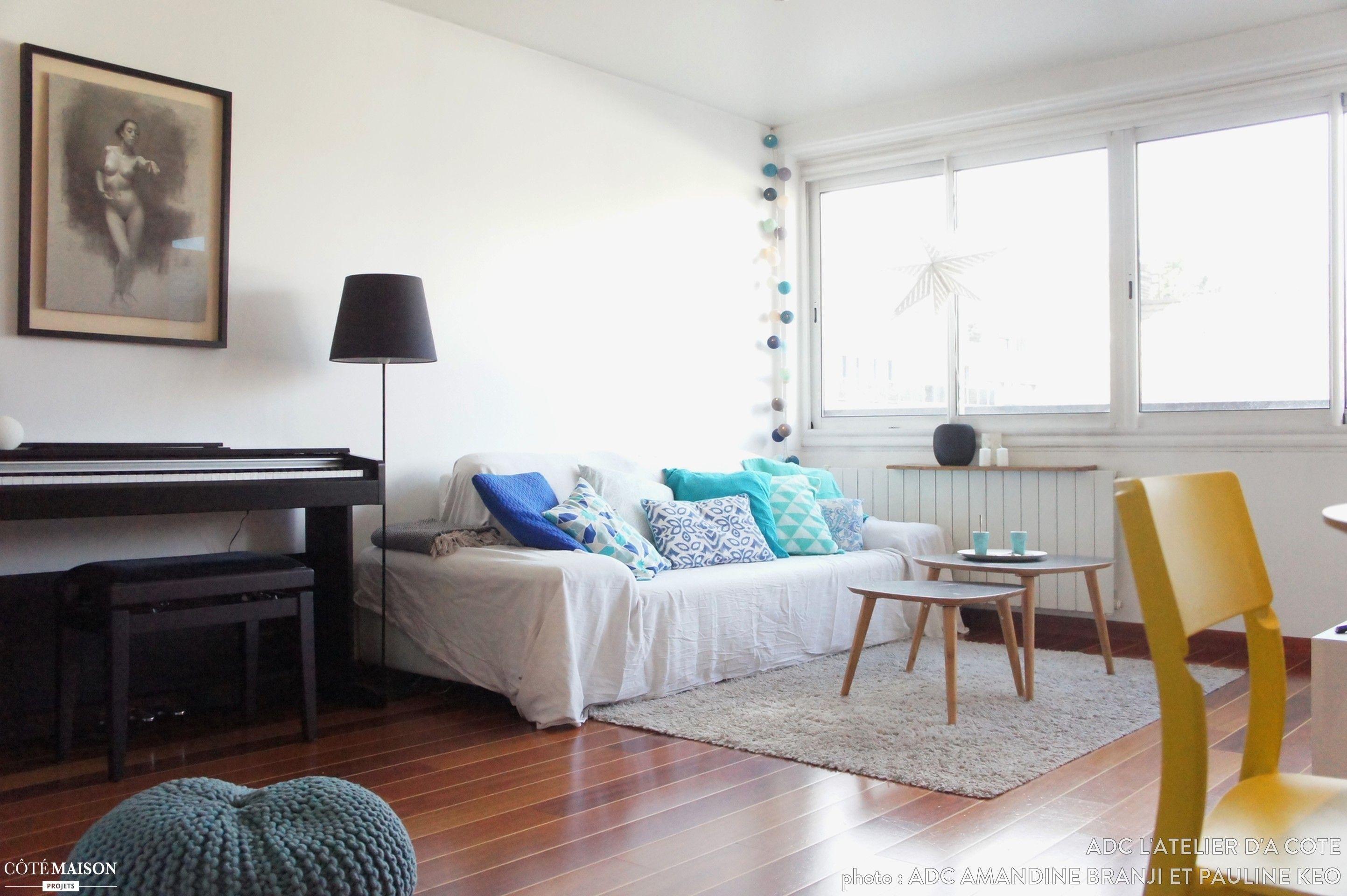 Amenagement Et Decoration D Un Espace A Vivre Dans Un Appartement