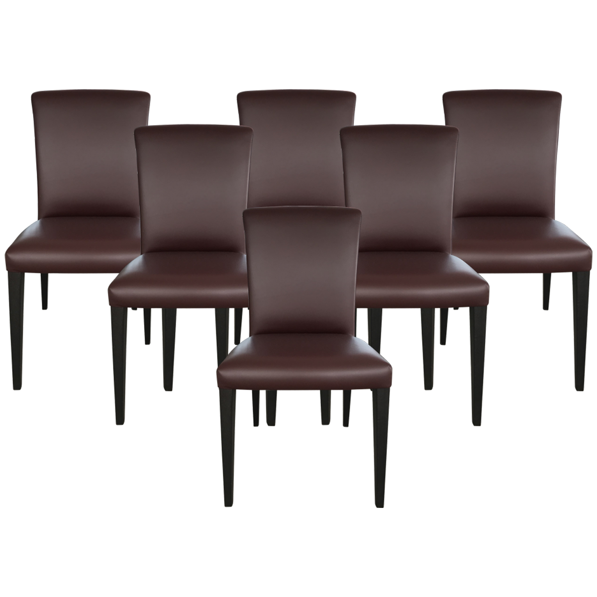 Samo Leather Dining Chairs Dining Chairs Leather Dining Chairs