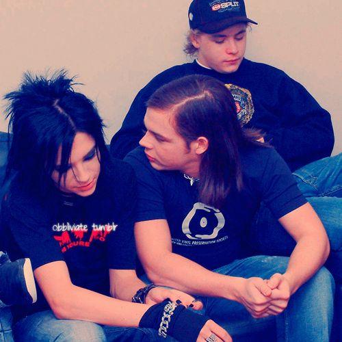 Bill Kaulitz Georg Listing Gustav Schafer 2006 Tokio Hotel Bill Kaulitz Rockin