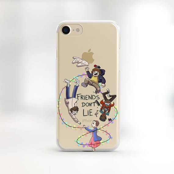 coque stranger things iphone 5