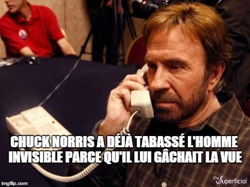 top 21 des meilleures blagues sur chuck norris page 7 chuck norris jokes pinterest. Black Bedroom Furniture Sets. Home Design Ideas