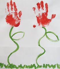 march handprint art - Google Search