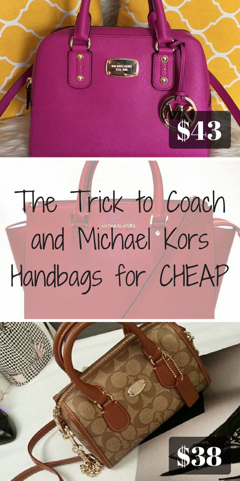 Buy and Sell Fall Handbags and Purses at Poshmark! Find new Michael Kors,  Coach, and more! Shipping is also fast and easy for sellers and buyers! d117beafe9