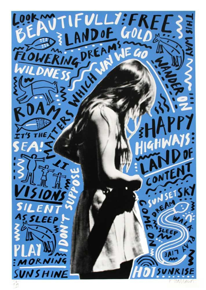 Walkabout | Summer Screen Prints Exhibition with Film4 ...