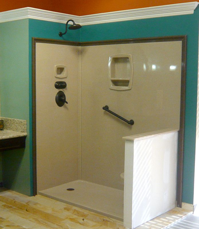 Use Quot Journey Quot For Walls Amp Darker Color For Base Tub Deck
