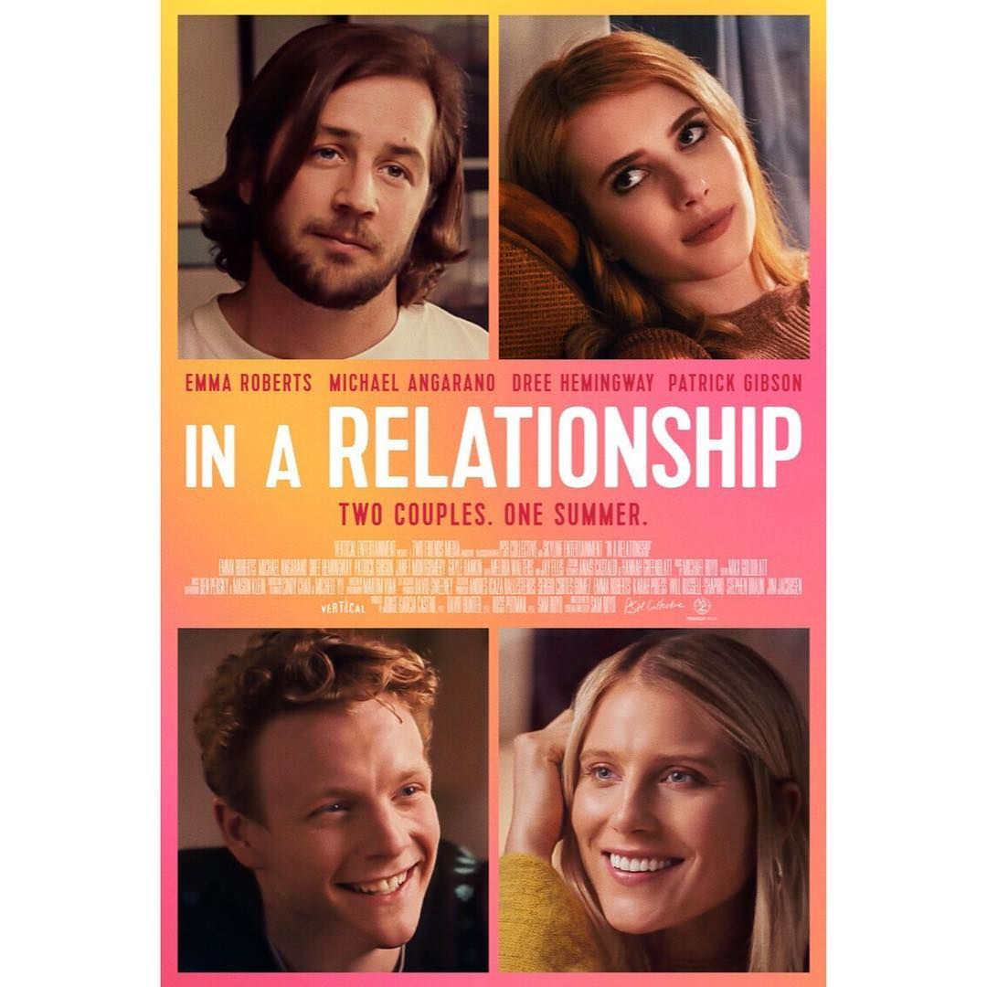 Two Couples One Summer Inarelationship Hits Theaters November