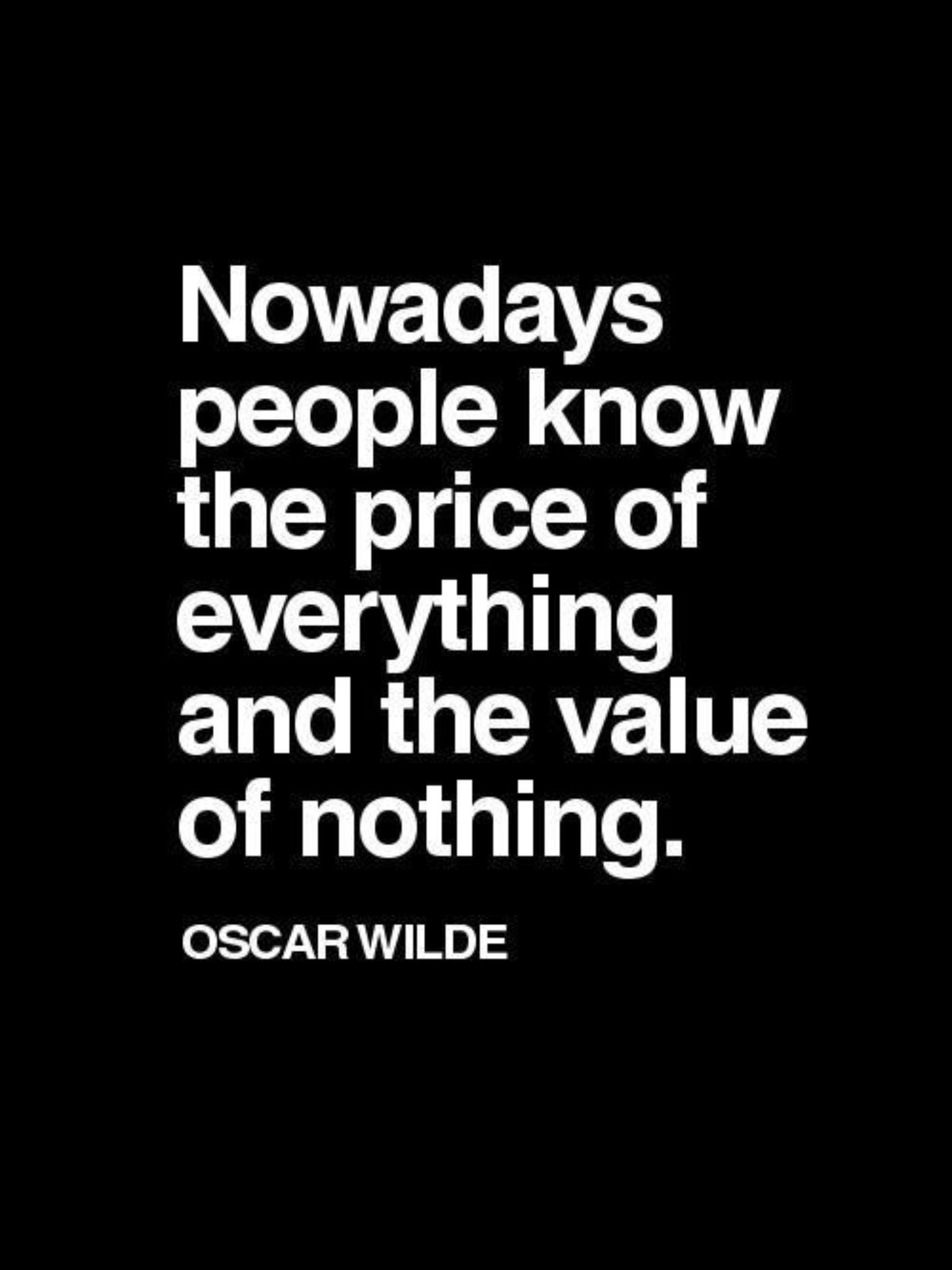 Oscar Wilde. Wisdom quotes, Inspirational quotes