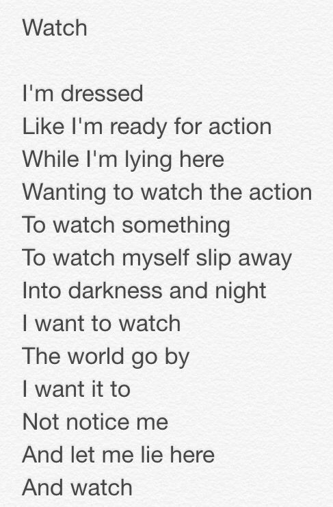 Free Verse Poem 3 Random Posts That I Do Pinterest Free Verse
