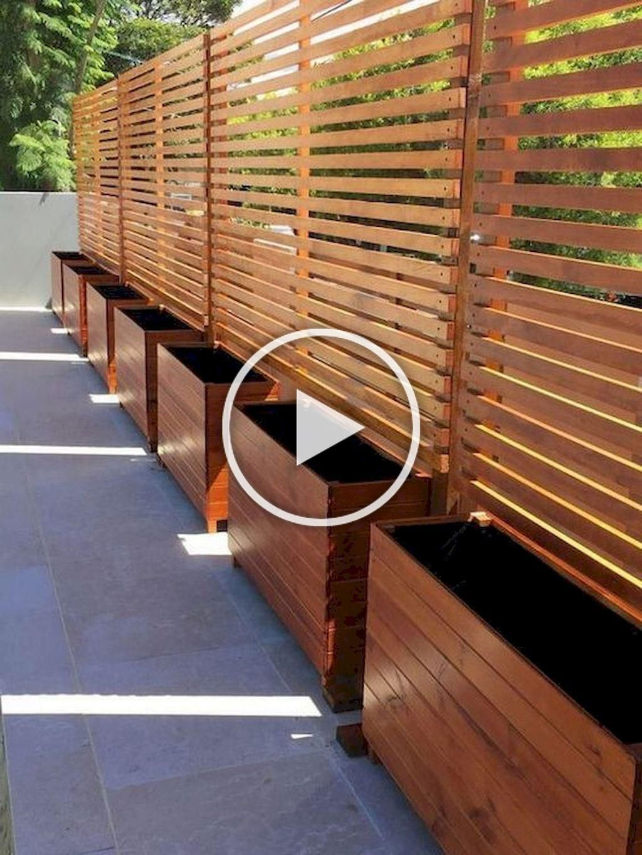 marvelous backyard privacy fence decor ideas on a budget on backyard garden fence decor ideas id=49075