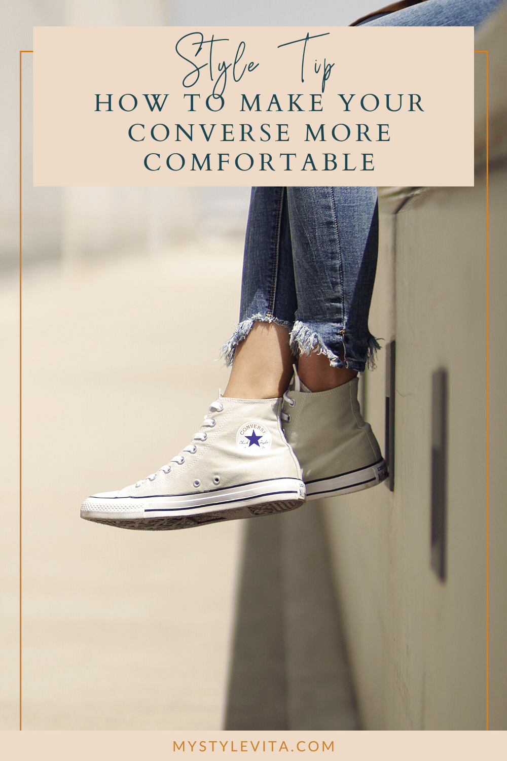 Converse, How to wear sneakers