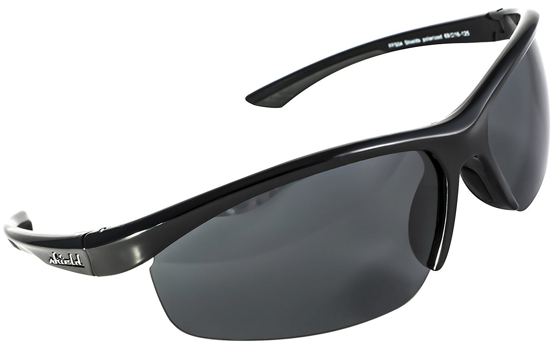 Shield Polarized Sports Sunglasses for Running Fishing