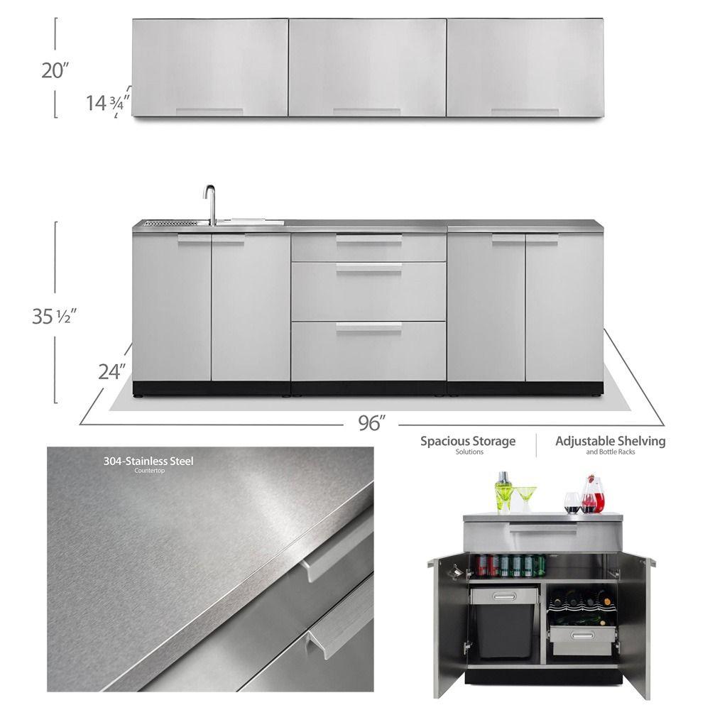 Gambar Kerja Kitchen Set