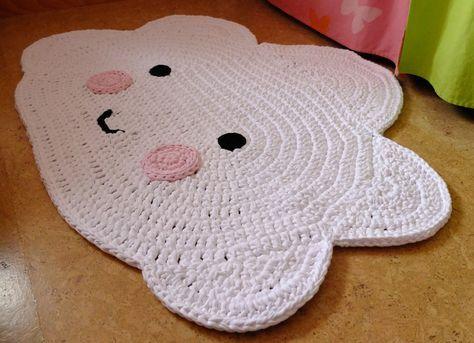 Eu Quero Fazer Este Tapete Crochet Pinterest Croché