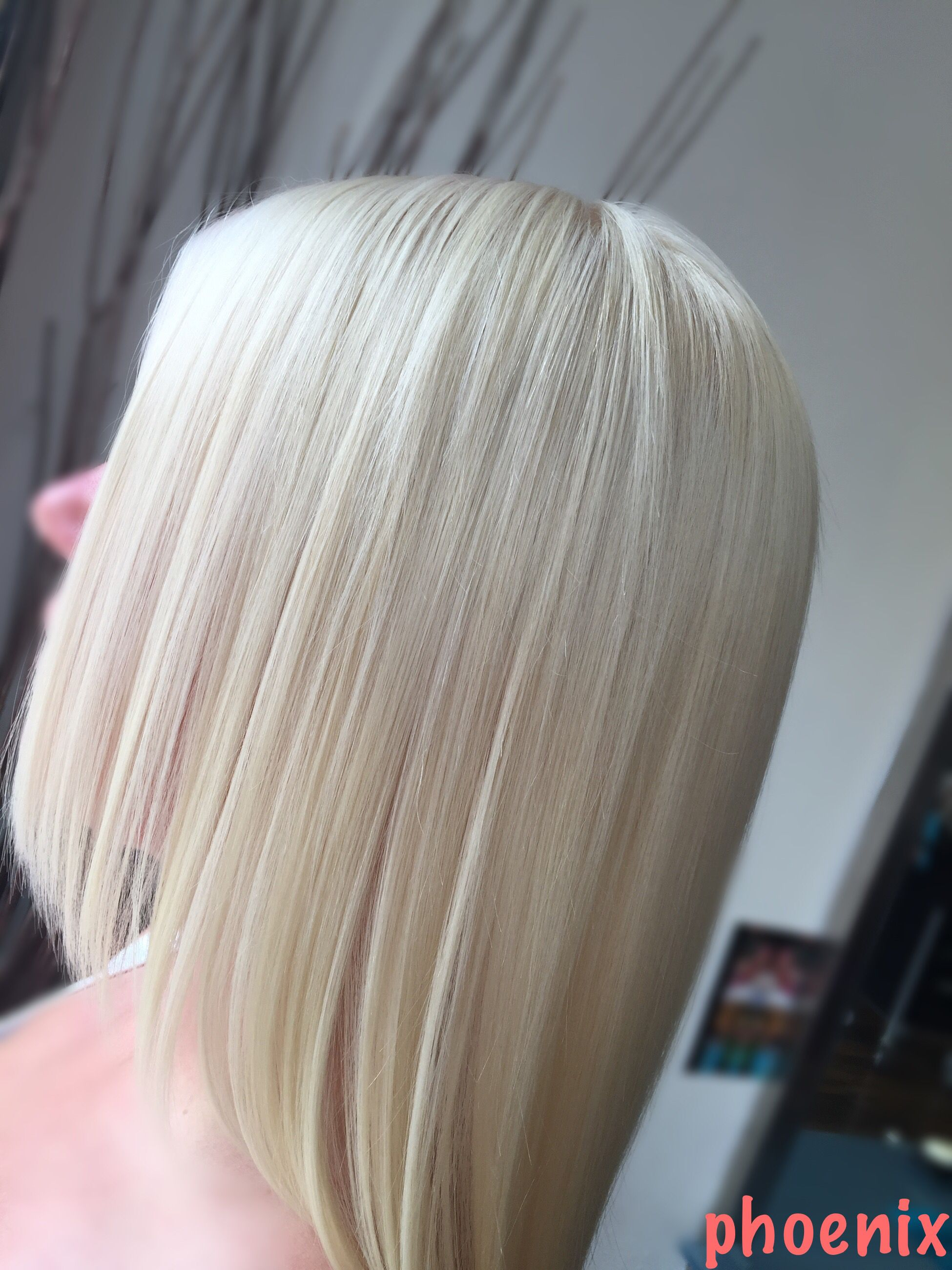 Cool Blonde Hair Long Blonde Hair Ash Blonde Hair Matrix Toner