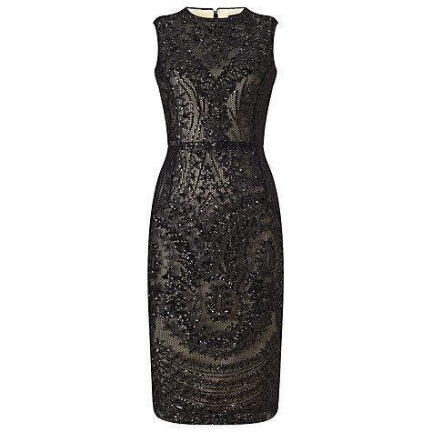 Buy Phase Eight Bethan Dress Black Online At Johnlewis Ruhk