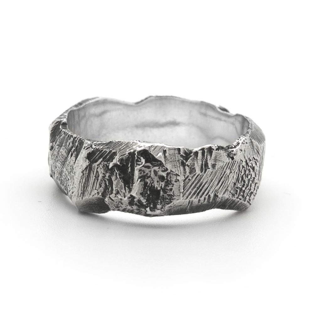 Tephra Ring Rings for men, Mens jewelry