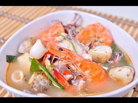 thai food thai spicy seafood soup tom yum ruam mit ta lay thai food thai spicy seafood soup tom yum ruam mit ta lay forumfinder Image collections