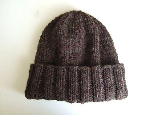 Lion Brand Pattern #: kwec-watchCap   Hats - Knitting and Crochet ...