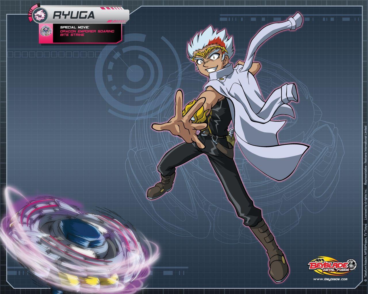 Beyblade metal fusion anime pinterest metals - Beyblade metal fury 7 ...