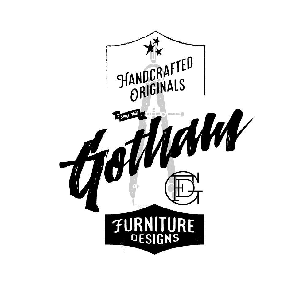 Ontwerpen Create A Logo For Gotham Furniture Designs A Custom