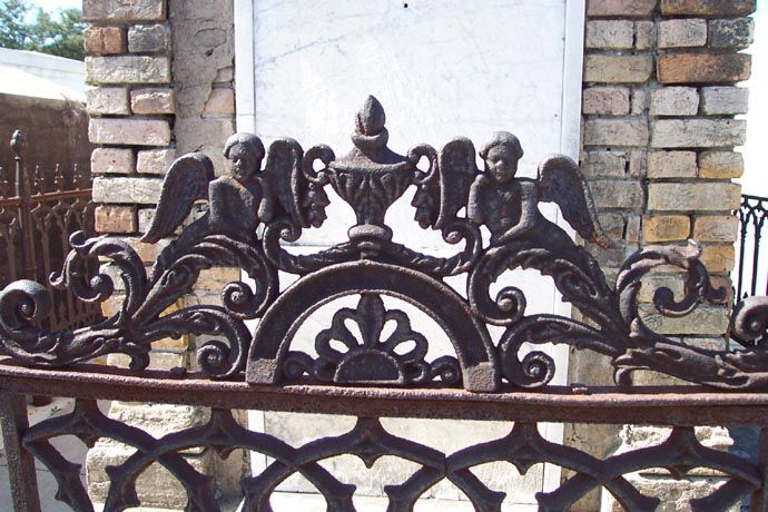 New Orleans is famous for it\u0027s iron works Things a Creole misses