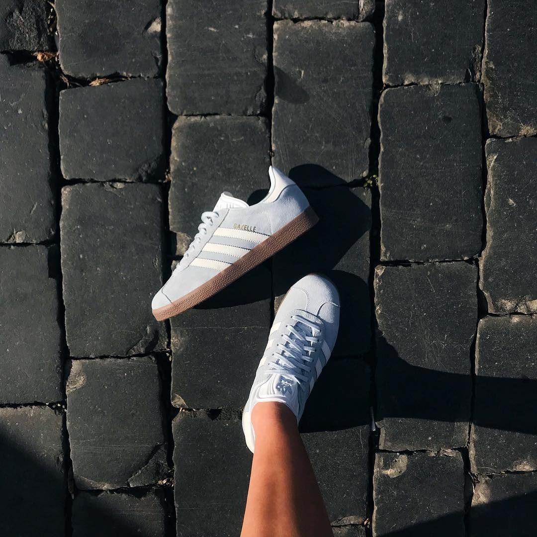WOMEN'S SHOES SNEAKERS Adidas Originals Gazelle [Cq2178]