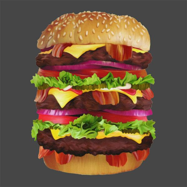 Giant cheeseburger website