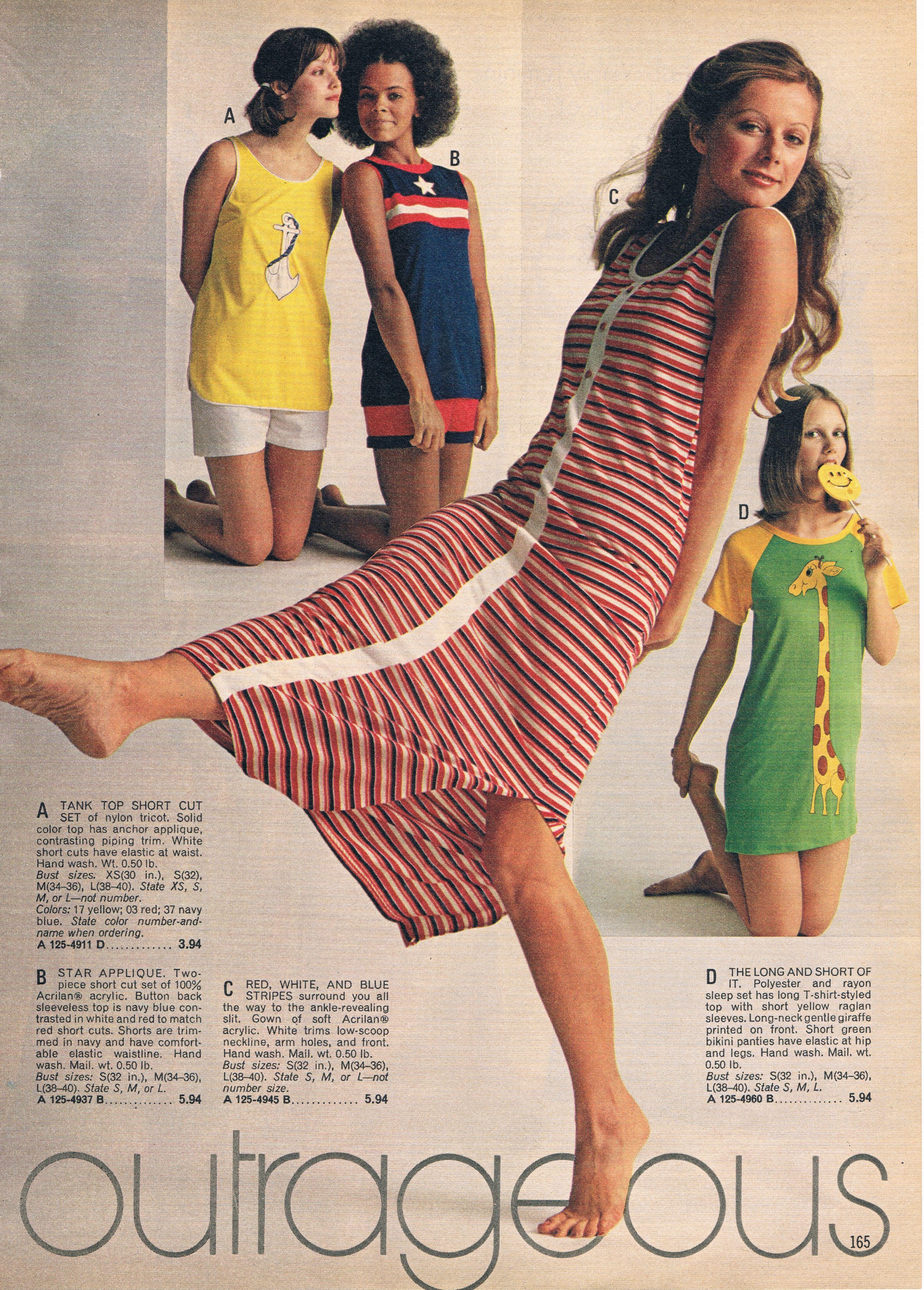 Penneys catalog s fashion part one pinterest s