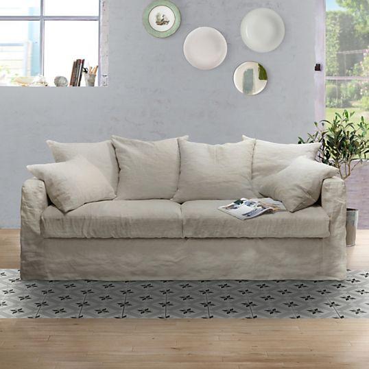 canap lin froiss mo ze deco. Black Bedroom Furniture Sets. Home Design Ideas