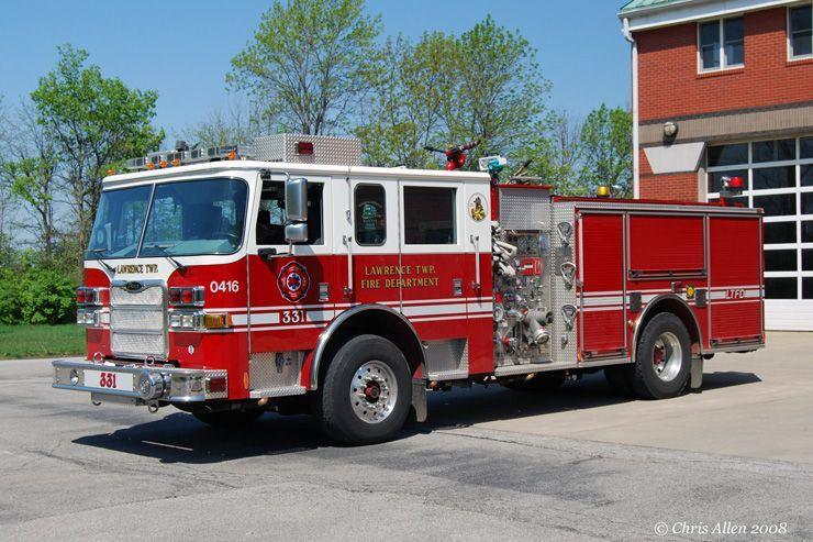 2005 Pierce Arrow Xt Pumper Fire Trucks Fire Apparatus Fire