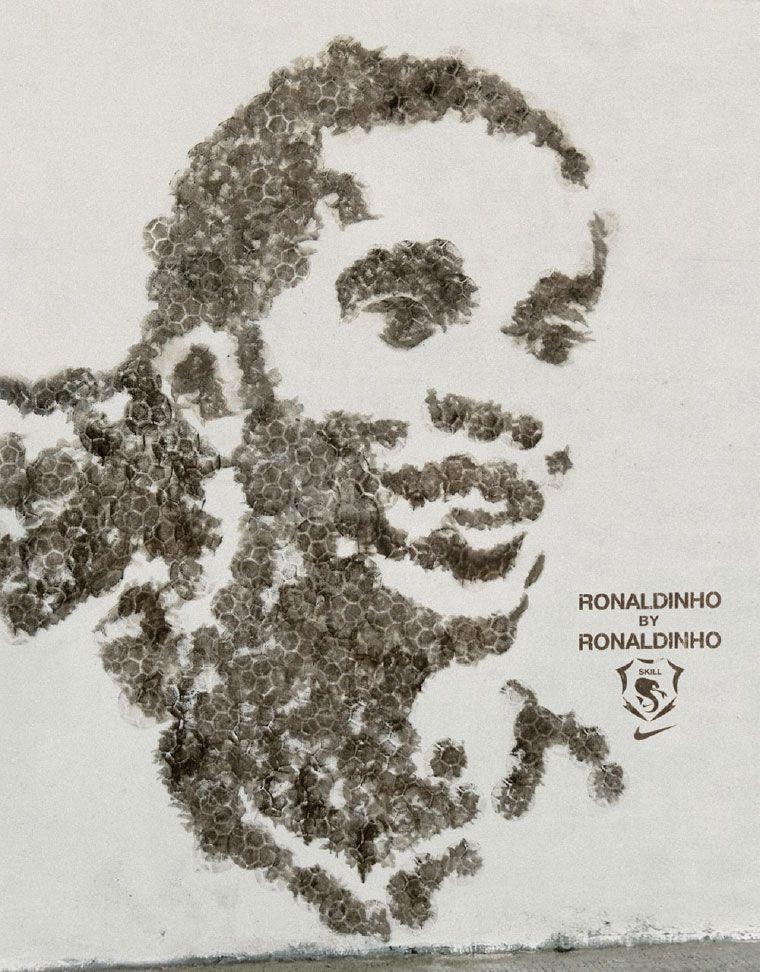 Nike football: Ronaldinho