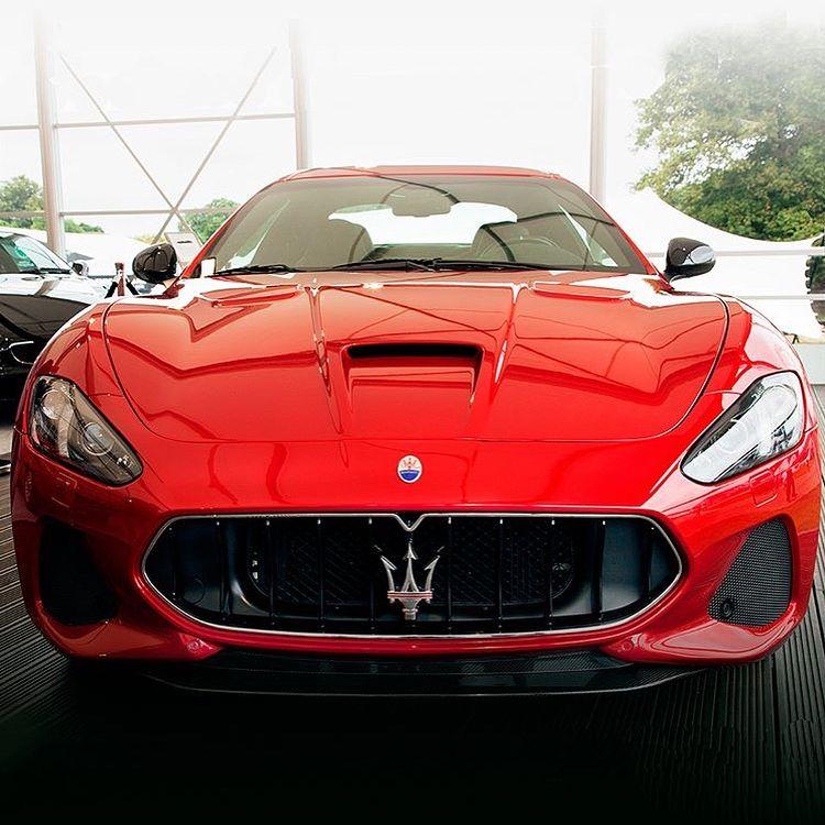 Maserati GranTurismo and GranCabrio on Goodwood Festival