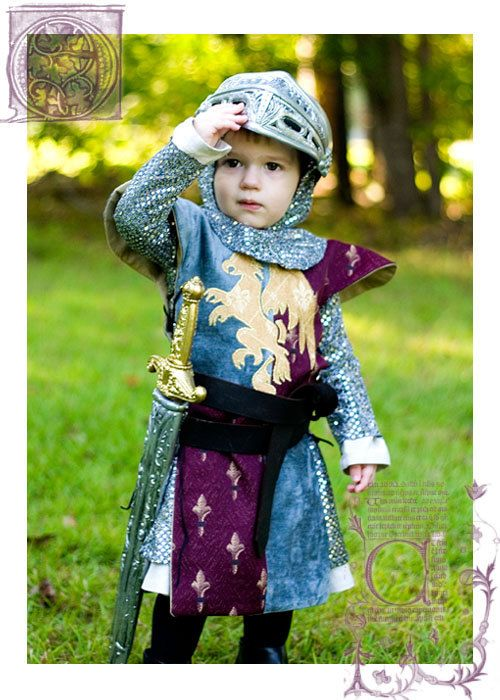 CUSTOM Boys Knight Costume Halloween by VintageDuck on Etsy  sc 1 st  Pinterest & CUSTOM Boys Knight Costume Halloween | What are you wearing to the ...