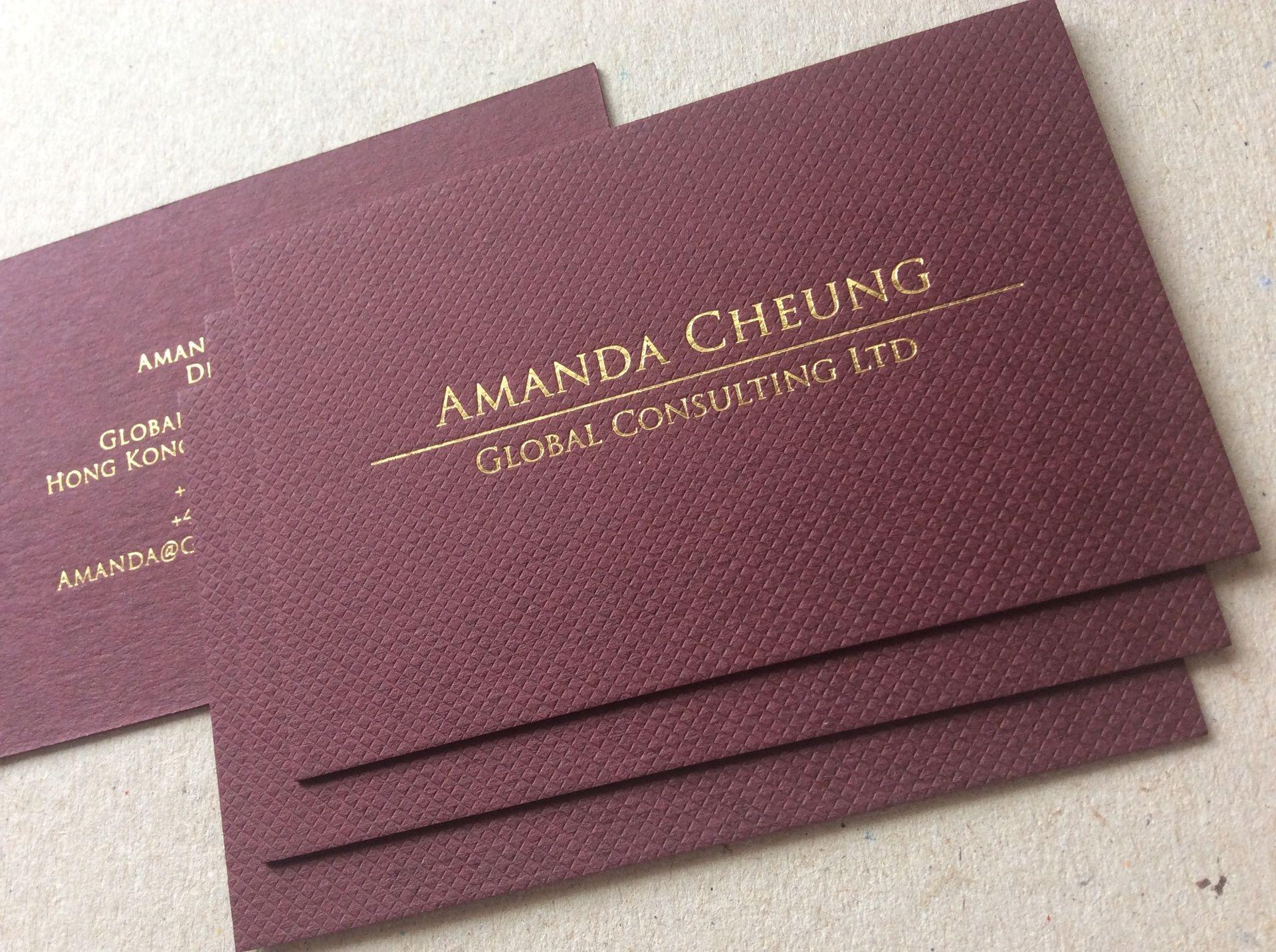 simple elegant gold foil business card london.jpg (1920×1434) I like ...